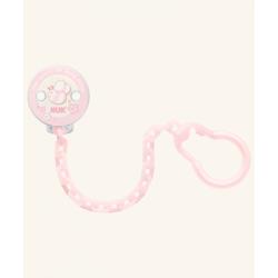 NUK * łańcuszek do smoczka Baby Rose * 1 sztuka