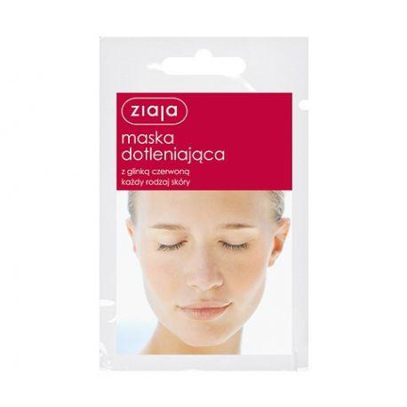 Ziaja - Glinka Czerwona * maska dotleniająca * 7ml
