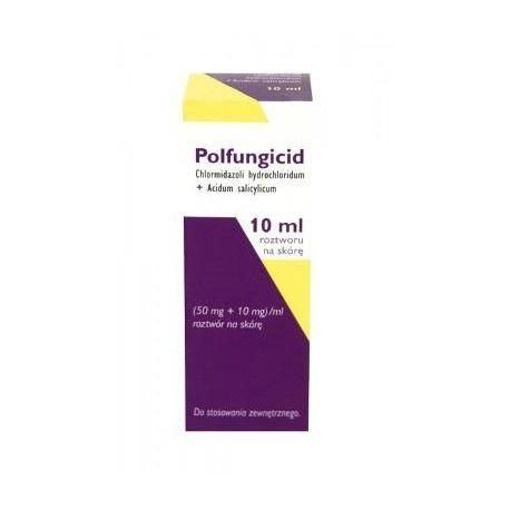 Polfungicid - płyn * 10 ml