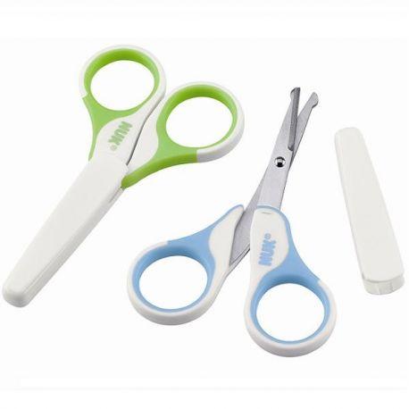 NUK * nożyczki do paznokci dla niemowląt * 1 sztuka