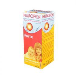 Nurofen Forte dla dzieci * zawiesina o smaku pomarańczowym * 100 ml