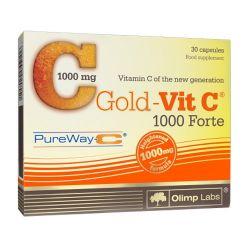 Olimp - Gold Vit C 1000 Forte * 30 kapsułek