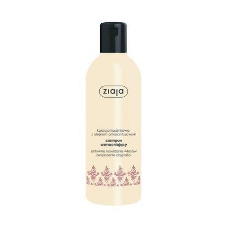 Ziaja * Kaszmirowy szampon wzmacniający * 300 ml