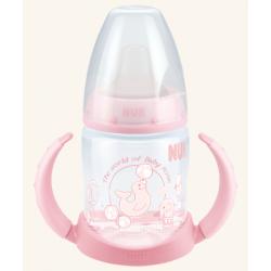 NUK First Choice - Baby Rose * butelka niemowlęca różowa - 150 ml * 1 sztuka