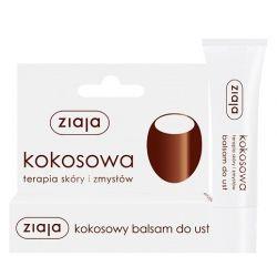 Ziaja * Kokosowy balsam do ust * 10g