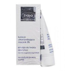 Ziaja - Med * Emulsja do twarzy - mocznik 3% * 50 ml