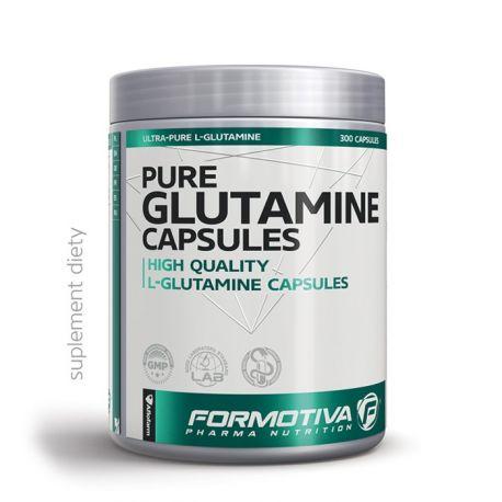 Formotiva Pure Glutamine Capsules * 300 kaps.