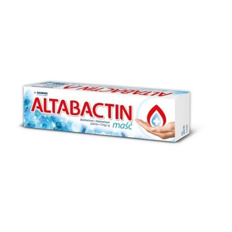 Altabactin -  maść * 20 g