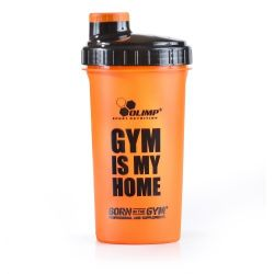 Olimp Shaker * GYM IS MY HOME * 700 ml