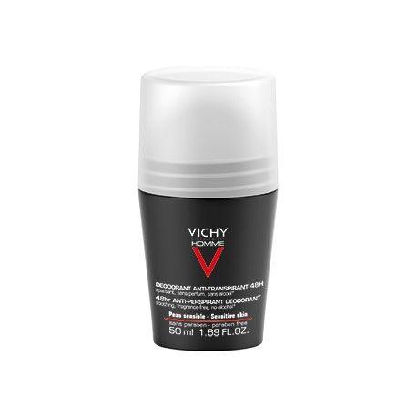 Vichy Homme * dezodorant do skóry wrażliwej * 50ml