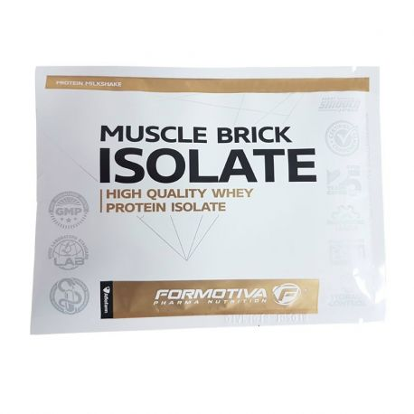 Formotiva Muscle Brick Isolate * 25 g