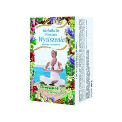 Nervinex - herbatka * Odprężenie * 20 saszetek