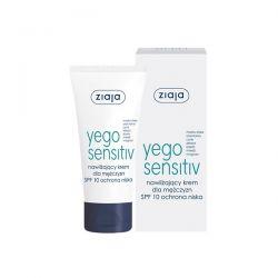 Ziaja Yego Sensitiv * Krem do twarzy SPF10 * 50 ml