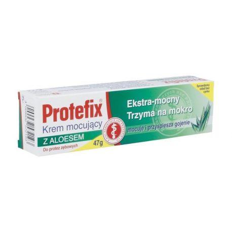 Protefix - krem mocujący z aloesem * 40 ml
