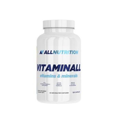AllNutrition Vitaminall vitamins & minerals * 120 kaps