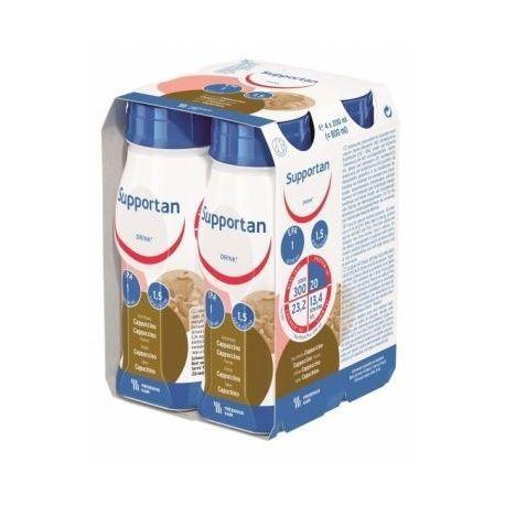 Supportan Drink  * płyn odżywczy o smaku cappucino * 4 x 200 ml