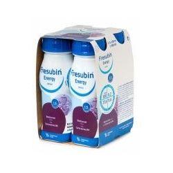 Fresubin Energy Drink * płyn o smaku czarnej porzeczki * 4 sztuki po 200 ml