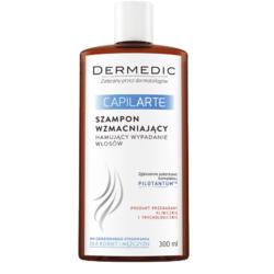 Dermedic Capilarte* Szampon wzmacniający * hamujący wypadanie włosów * 300 ml