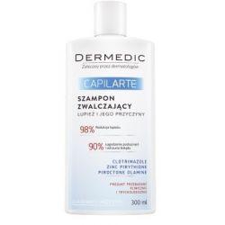 Dermedic Capilarte - szampon * zwalczający łupież i jego przyczyny * 300 ml