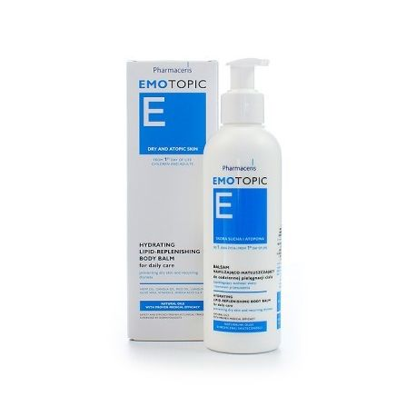 Pharmaceris Emotopic * Balsam do ciała * nawilżająco - natłuszczający  * 190 ml