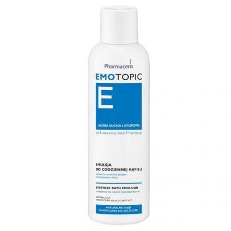 Pharmaceris Emotopic * Emulsja do codziennej kąpieli * 400 ml