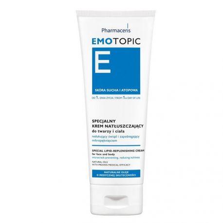 Pharmaceris Emotopic * Specjalny krem natłuszczający * do twarzy i ciała * 75 ml