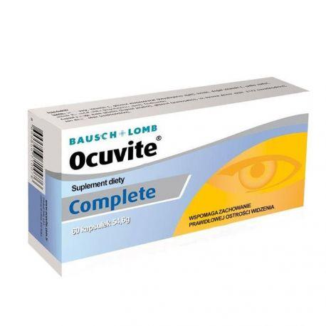 Ocuvite Complete * 60 kapsułek