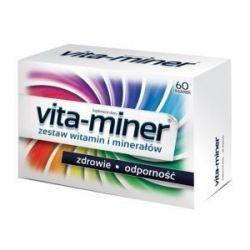 Vita Miner * Zdrowie Odporność  * 60 szt
