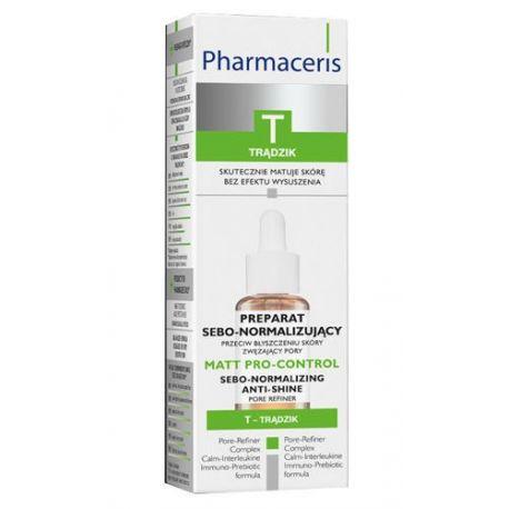 Pharmaceris T Matt Pro Control * preparat sebo - normalizujący * 30 ml