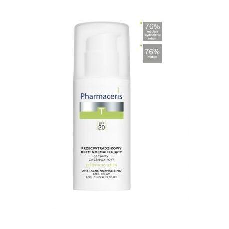 Pharmaceris T Sebostatic * krem do twarzy przeciwtrądzikowy * 50 ml