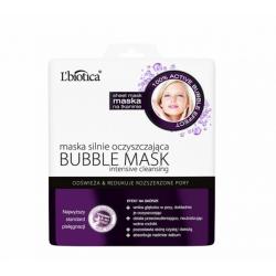 L Biotica Bubble * maska na tkaninie * 1 sztuka