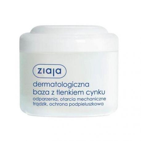 Ziaja * dermatologiczna baza z tlenkiem cynku * 80 ml