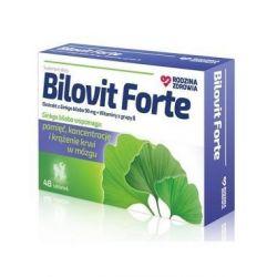 Rodzina Zdrowia-Bilovit Forte * 48 tabletek
