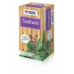 Rodzina Zdrowia - Szałwia Fix * 30 saszetek