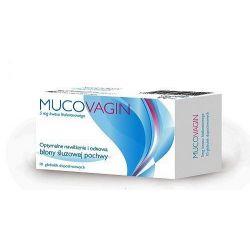 Mucovagin - globulki * 10 szt