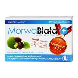 Morwa Biała Plus * 60 tabletek