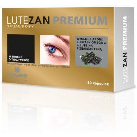 Lutezan Premium * 60 kapsułek
