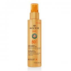 Nuxe Sun - mleczko SPF 50 *do opalania twarzy i ciała * 150 ml