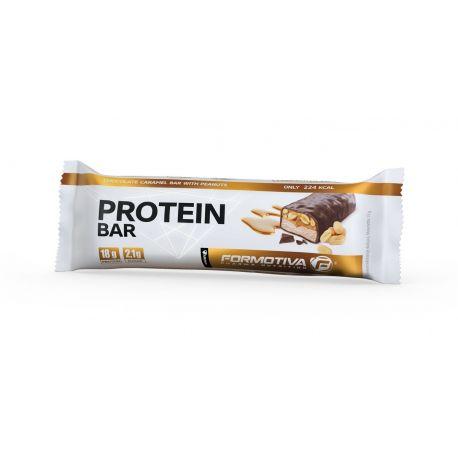 Formotiva Protein Bar * Chocolate Carmel Bar With Peanuts * 55g