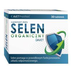 Selen Organiczny * Avet * 30 tabletek