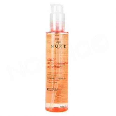 Nuxe Huile  Demaquillante * olejek micelarny do demakijażu * 150 ml