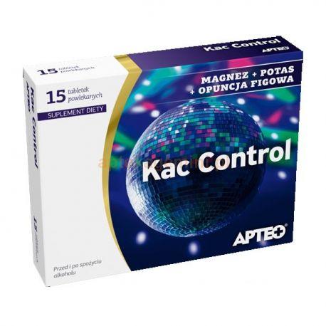 APTEO - KAC Control * 15 tabletek