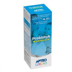 APTEO DZIECKO * Probiotyk w kroplach  * 10ml