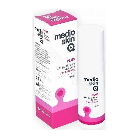 Mediqskin Plus * żel punktowy * 30 ml