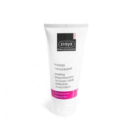 Ziaja Med-Kuracja naczynkowa * peeling enzymatyczny * 75 ml