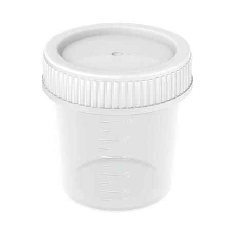APTEO * pojemnik niejałowy na mocz * 100 ml * 1 sztuka