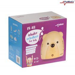 Inhalator - Nebulizator Animal MIŚ * 1 sztuka