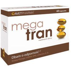 Mega Tran * 60 kapsułek