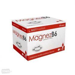Magnez B6 * 60 tabletek