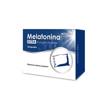Melatonina Extra B6 Activlab Pharma* 30 kapsułek